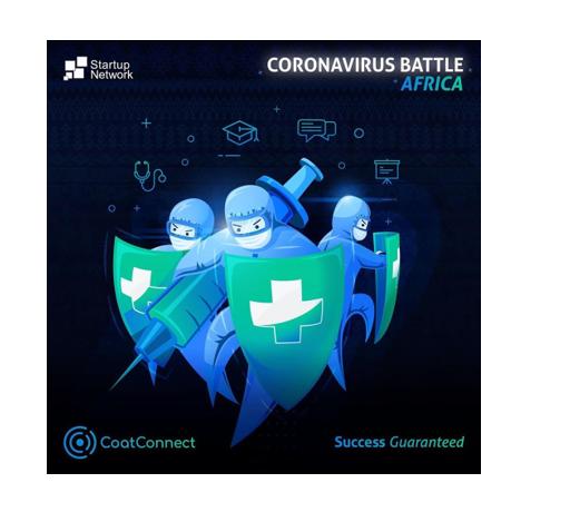 Coronavirus Battle Africa in Africa