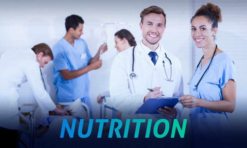 Nutrition: The Joker of Medical Specialities